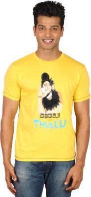 Habitude Graphic Print Men's Round Neck T-Shirt