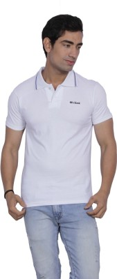 B2 Solid Men's Polo Neck T-Shirt