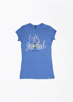UCB Girl's T-Shirt