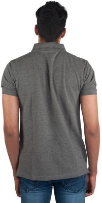 Provogue Solid Men's Round Neck T-Shirt