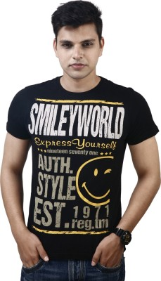 Modimania Printed Men's Round Neck T-Shirt