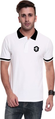 HD Hunter Douglas Embroidered Men's Polo Neck T-Shirt