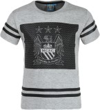 Manchester City FC Boys Printed (Grey)