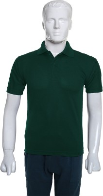 SelfieSeven Solid Men's Polo T-Shirt