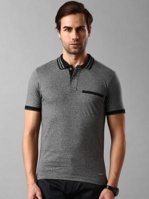 Invictus Solid Men's Polo Neck T-Shirt