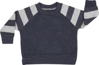 Next Steps Solid Boy's Round Neck T-Shirt