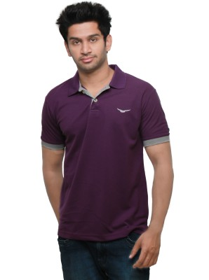 Amstead Solid Men's Polo T-Shirt