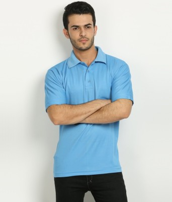 Fundoo-T Solid Men's Polo T-Shirt