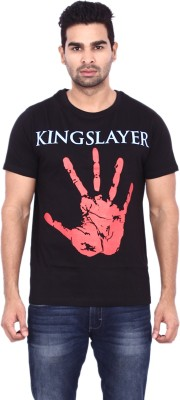 Pagal Desi Printed Men's Round Neck T-Shirt