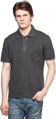 Tempt Solid Men's Polo Neck T-Shirt