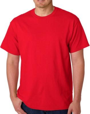 ZUARICH Solid Men's Round Neck T-Shirt