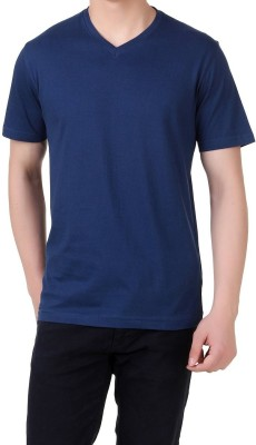 Chaklu Paklu Self Design Boy's V-neck T-Shirt