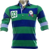 Fingerchips Striped Boy's Polo T-Shirt