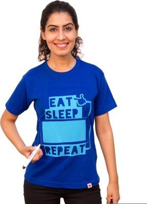 Witongo Graphic Print Women's Round Neck T-Shirt