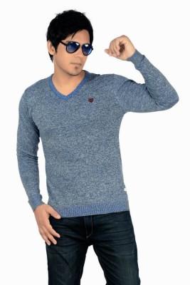 Core Solid Men's V-neck T-Shirt