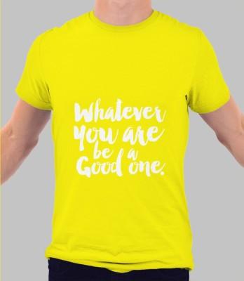 Merchbay Self Design Men's Round Neck T-Shirt