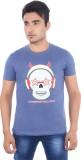 Pavitra Paapi Printed Men's Round Neck P...