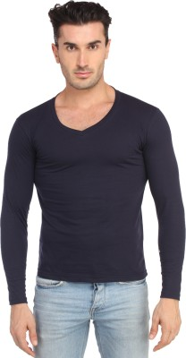 Spawn Solid Men's V-neck T-Shirt