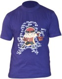 Chhota Bheem Printed Men's Round Neck Da...