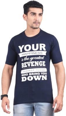 NG Tees Printed Men's Round Neck T-Shirt