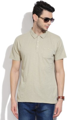 Quiksilver Solid Men's Polo T-Shirt