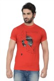 Karnik Couture Printed Men's Round Neck ...