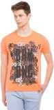 Breakbounce Printed Men's Round Neck Gre...