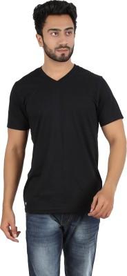 Ocean Race Solid Men,s V-neck T-Shirt
