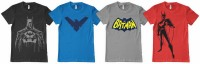 T Shirts (Men's) - DNA Graphic Print Men's Round Neck Black, Blue, Grey, Red T-Shirt(Pack of 4)