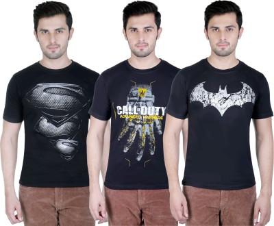 Yuva Printed Men's Round Neck T-Shirt