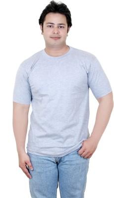 Trilex Solid Men's Round Neck T-Shirt