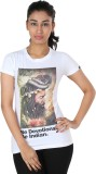 The Indian Graphic Print Women's Round N...