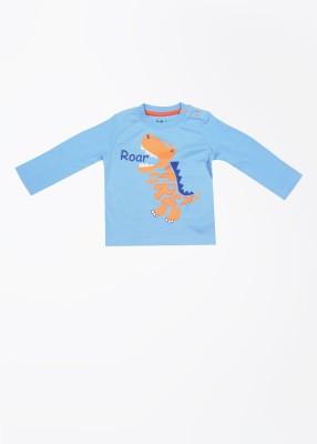 Baby Pure Printed Round Neck T-Shirt