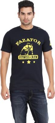Fazator Printed Men's Round Neck T-Shirt
