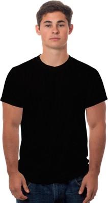 99Tshirts Solid Men's Round Neck T-Shirt