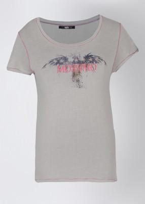 Mossimo Printed Women's Round Neck T-Shirt