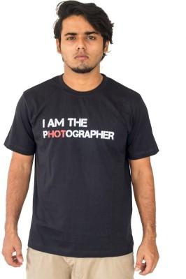 Marzzi Graphic Print, Printed Men's Round Neck T-Shirt