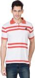 Lotto Striped Men's Polo Neck Multicolor...