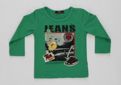 Noddy Printed Boy's Round Neck T-Shirt
