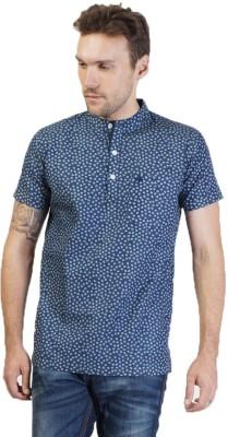 Seaboard Printed Men's Fashion Neck T-Shirt