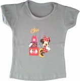 Cool Baby Girls Printed (Grey)