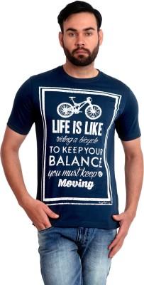 Urban Republic Printed Men's Round Neck T-Shirt