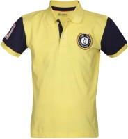 Gini & Jony Boys Solid(Yellow) best price on Flipkart @ Rs. 439