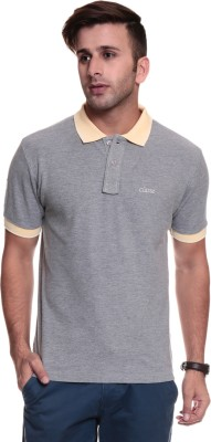 TSG Breeze Solid Men's Polo Grey T-Shirt