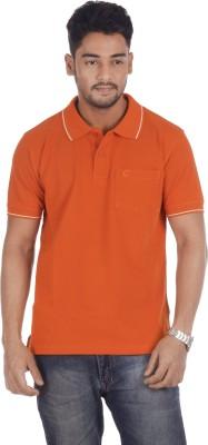 TSG Breeze Solid Men's Polo Neck T-Shirt