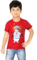 Uno Kids T- shirt For Boys(Multicolor)