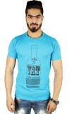 Vimanika Graphic Print Men's Round Neck ...