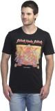 Black Sabbath Printed Men's Round Neck B...