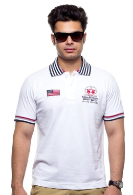 SPW Solid Men's Polo T-Shirt