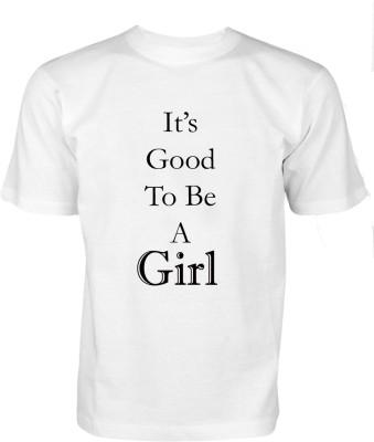 Attractive Designs Graphic Print Men's Round Neck White T-Shirt